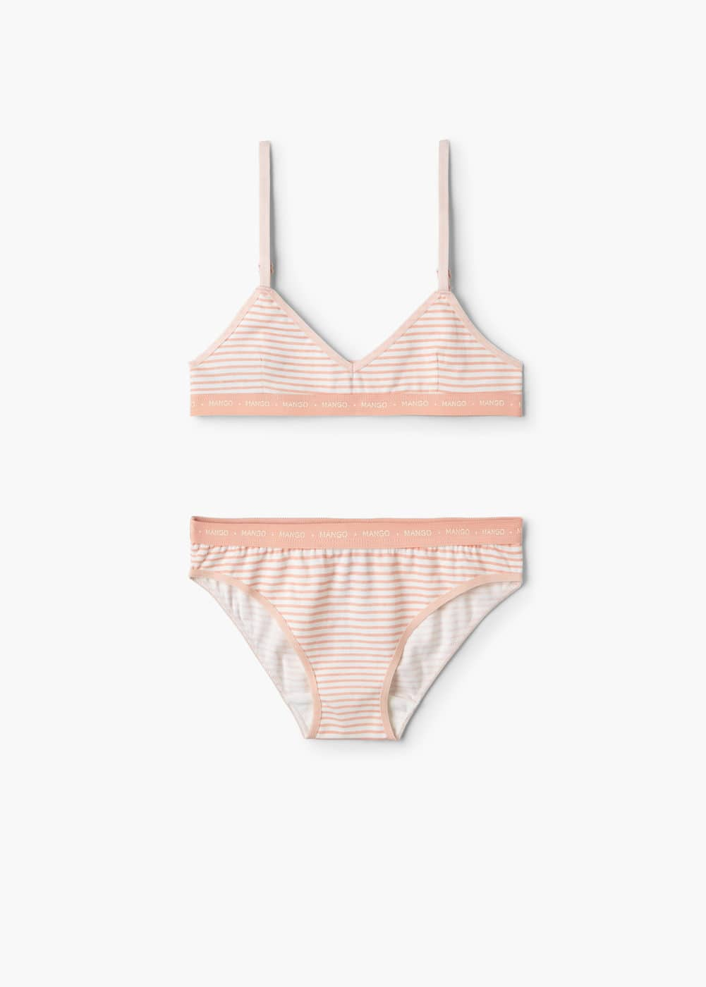 Underwear cotton set | MANGO KIDS