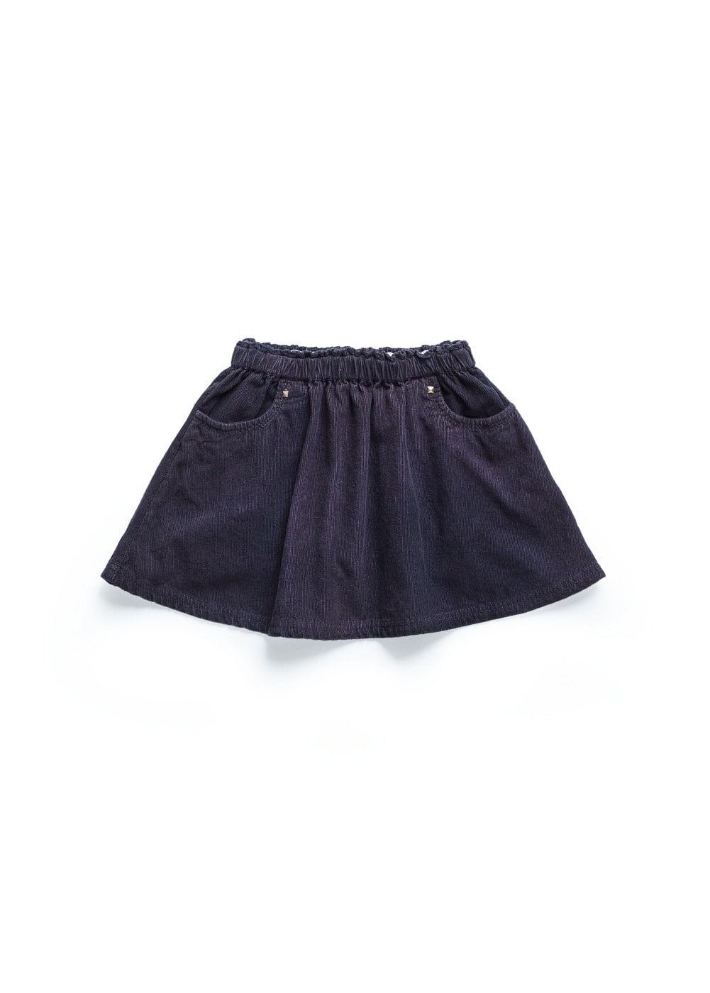 Corduroy flared skirt | MANGO KIDS