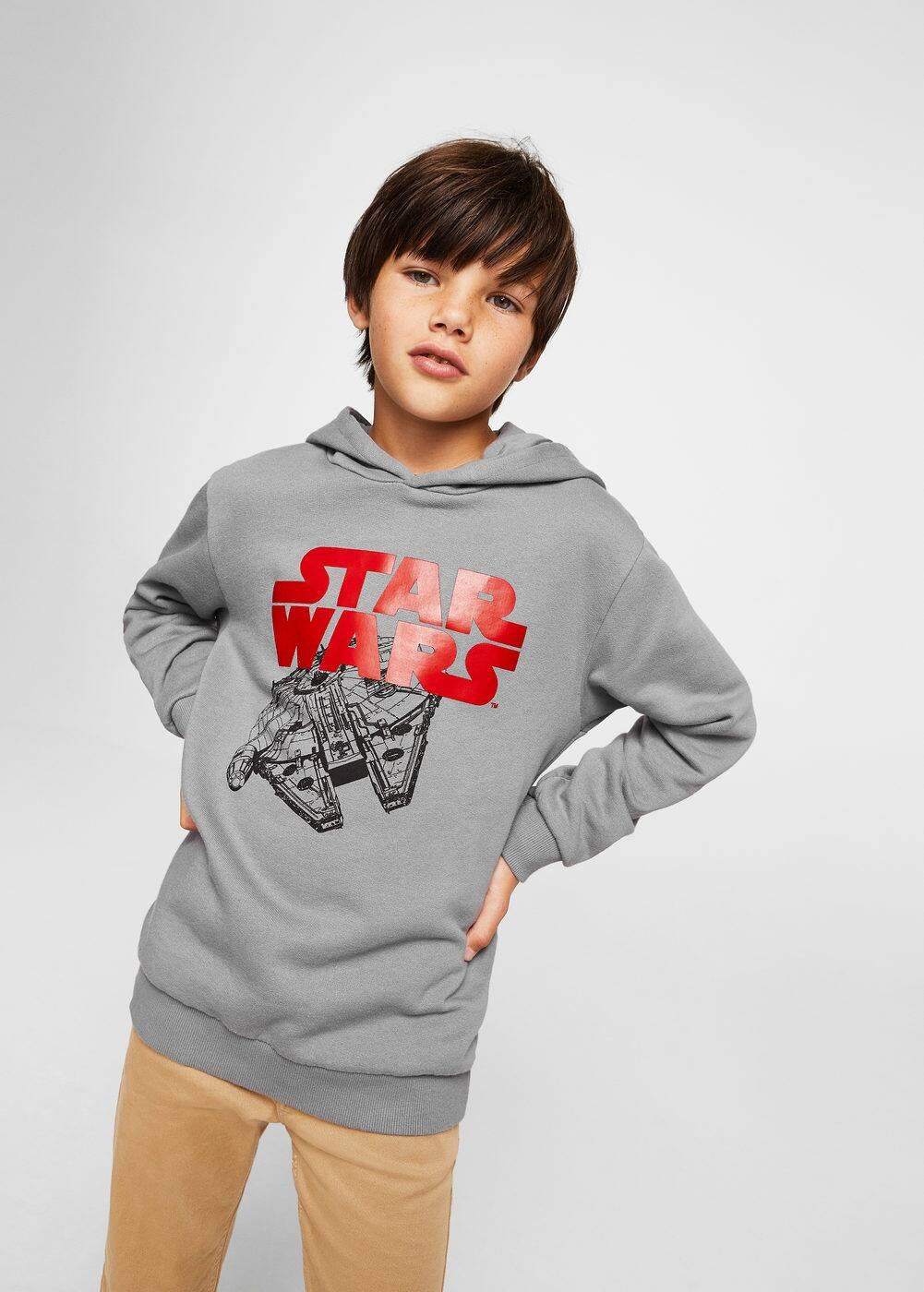 Star wars sweatshirt | MANGO