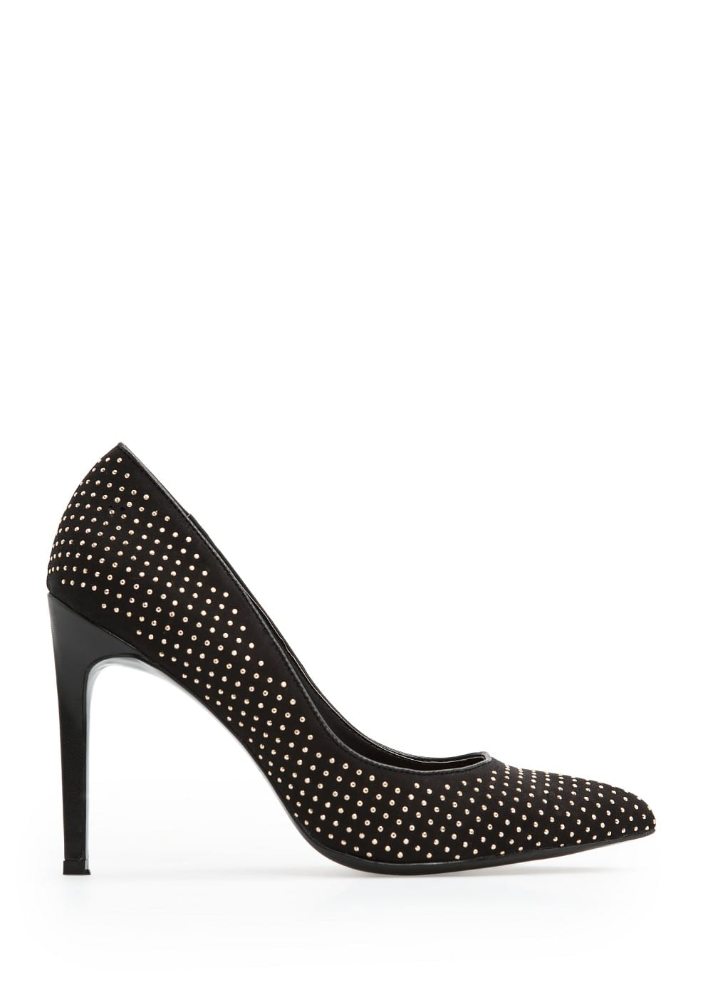 Studded stiletto shoes | MANGO