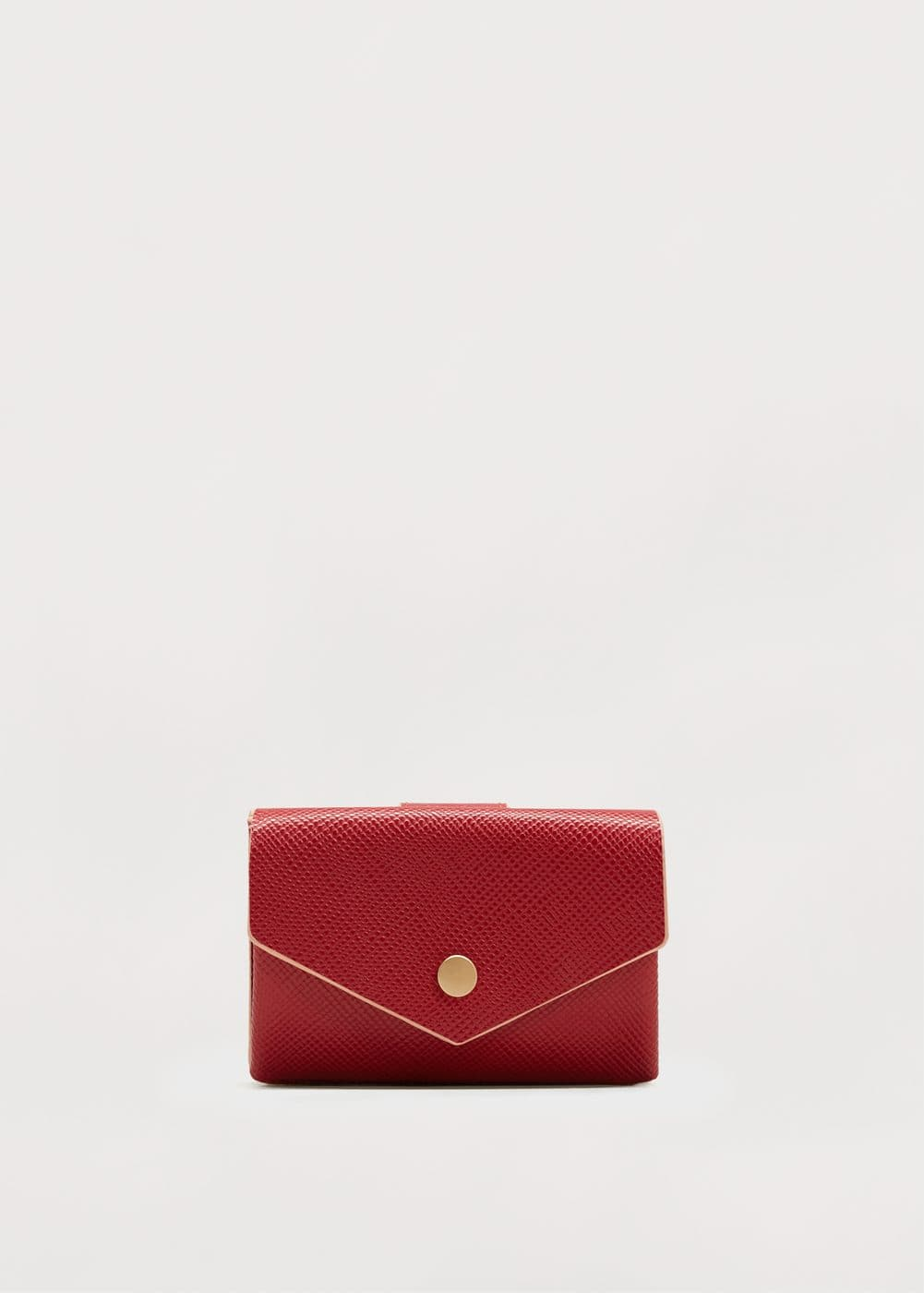 Pebbled purse | MANGO