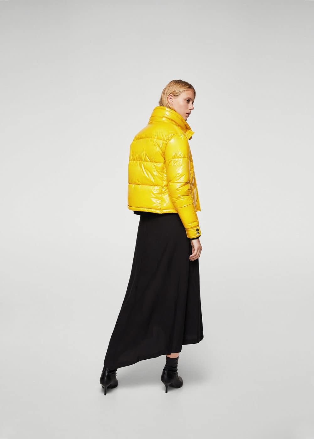 Wasserdichter steppanorak | MANGO