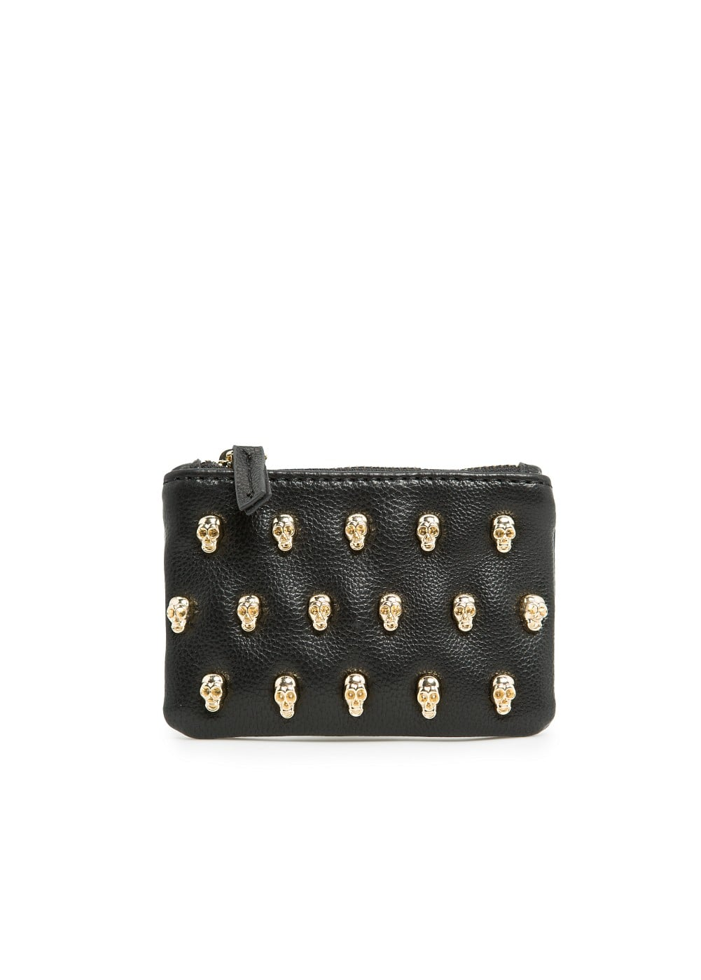 Skulls coin purse | MANGO
