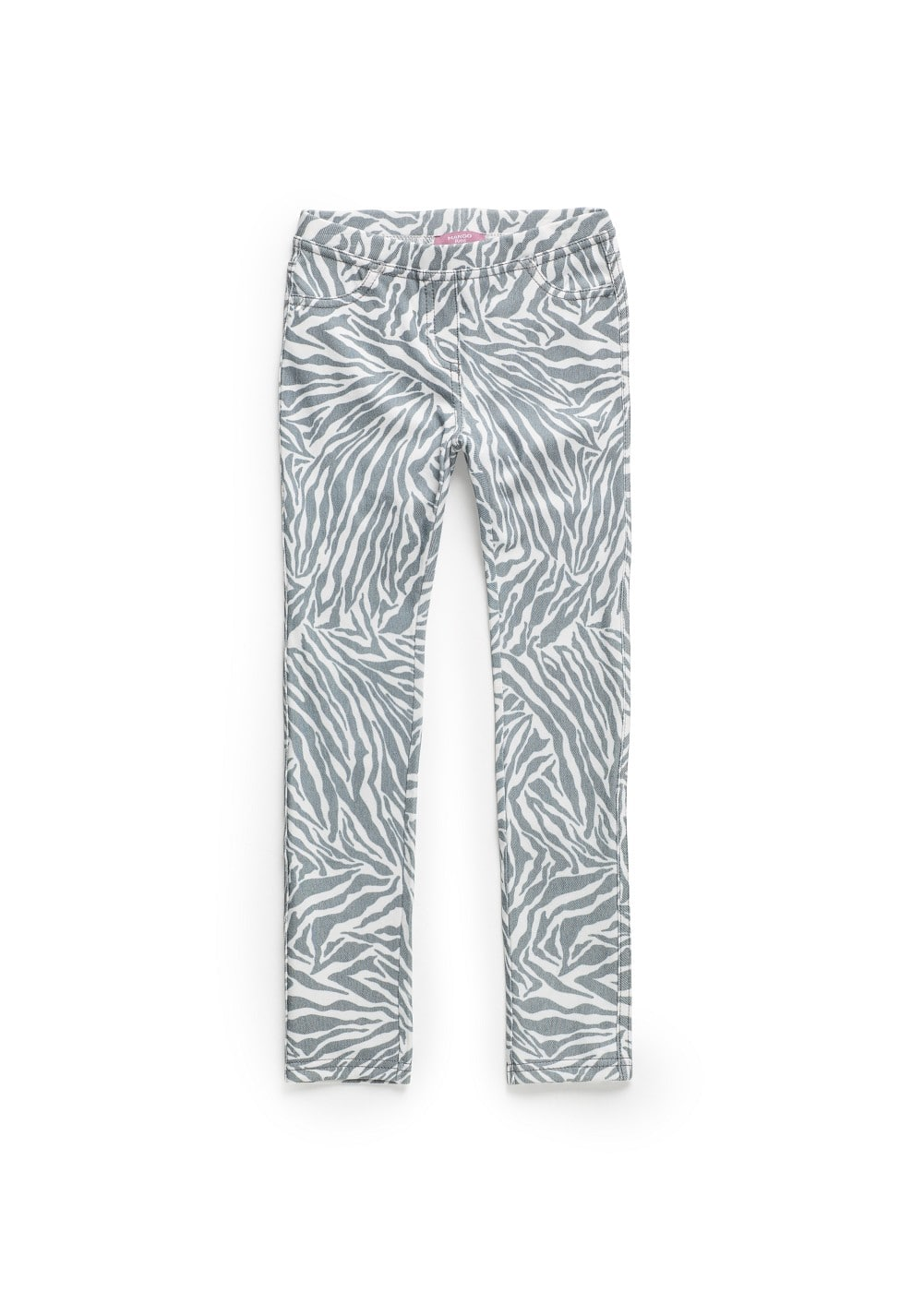 Jeggings estampado animal | MANGO KIDS