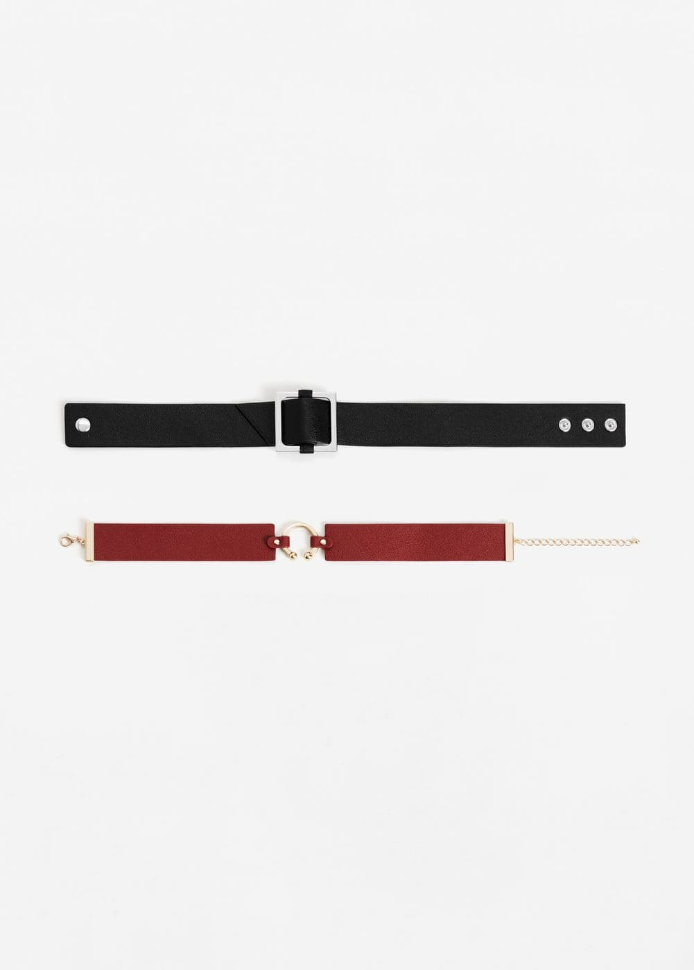 2er-pack chokers | MANGO