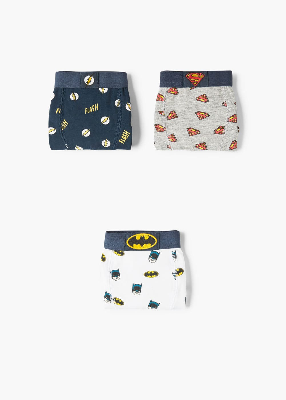 Superhero 3 boxer pack | MANGO KIDS