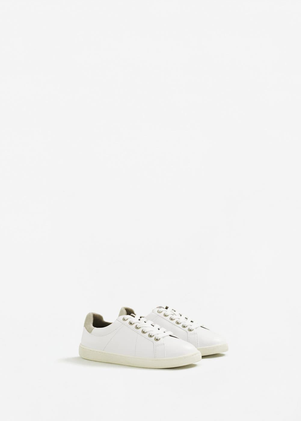 Lace-up sneakers | MANGO