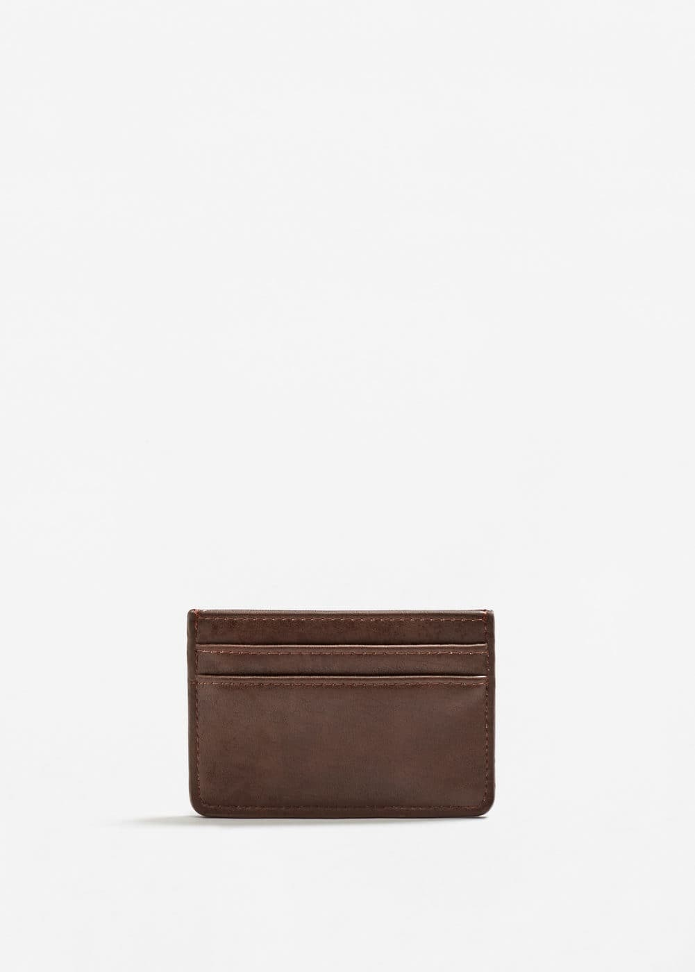 Multiple compartment cardholder | MANGO MAN