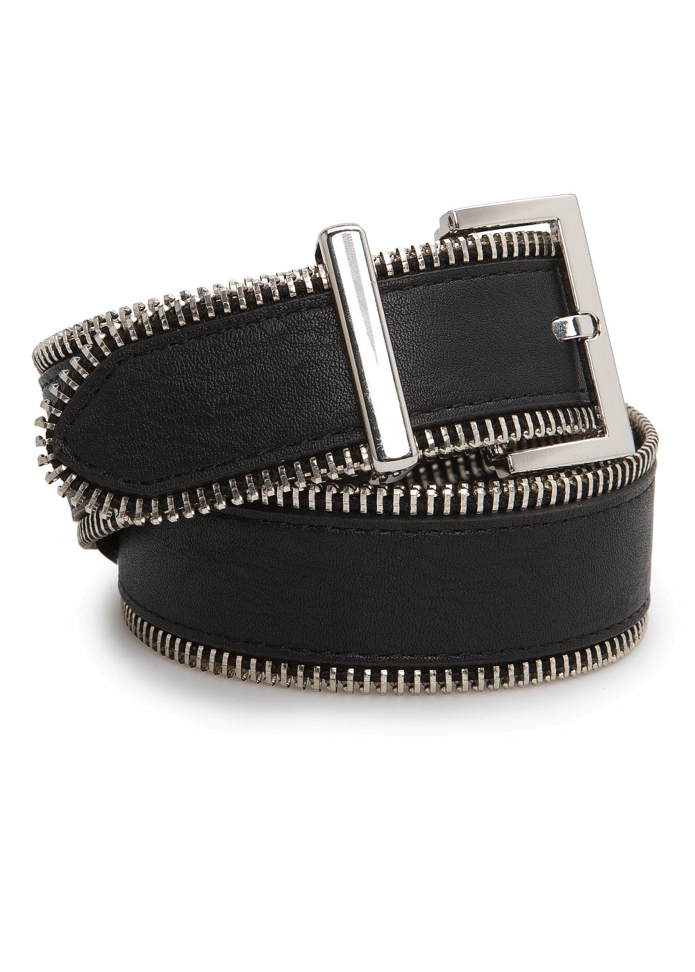 Zip detail belt | MANGO