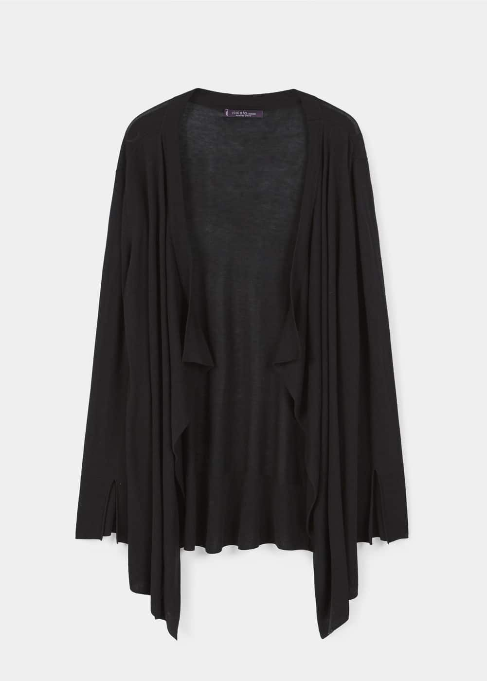 Waterfall cardigan | VIOLETA BY MANGO