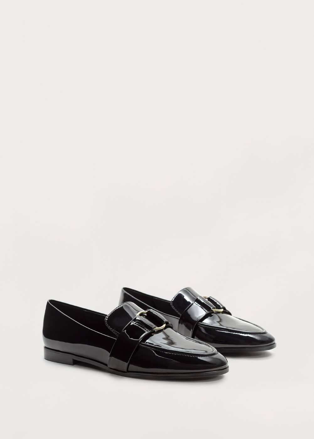 Patent leather shoe | VIOLETA BY MANGO