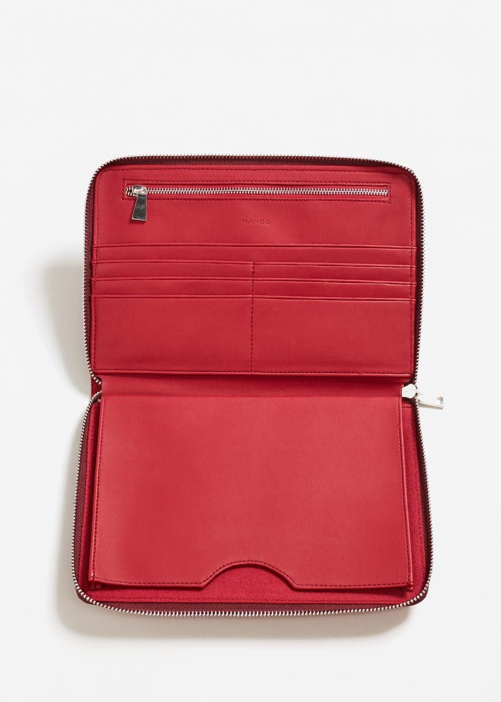 Pocketed tablet case | MANGO