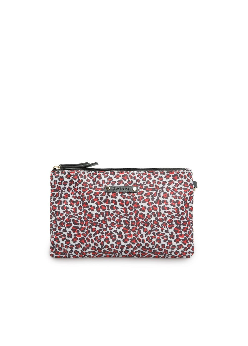 Nylon cosmetic bag | MANGO
