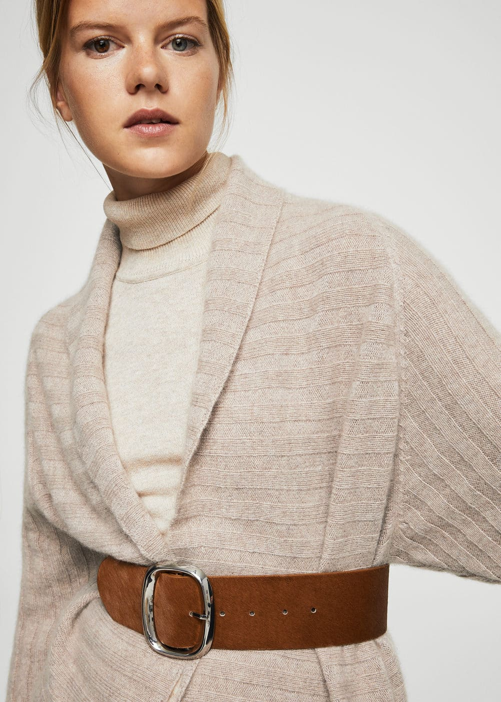 100% cashmere cardigan - Women | MANGO USA