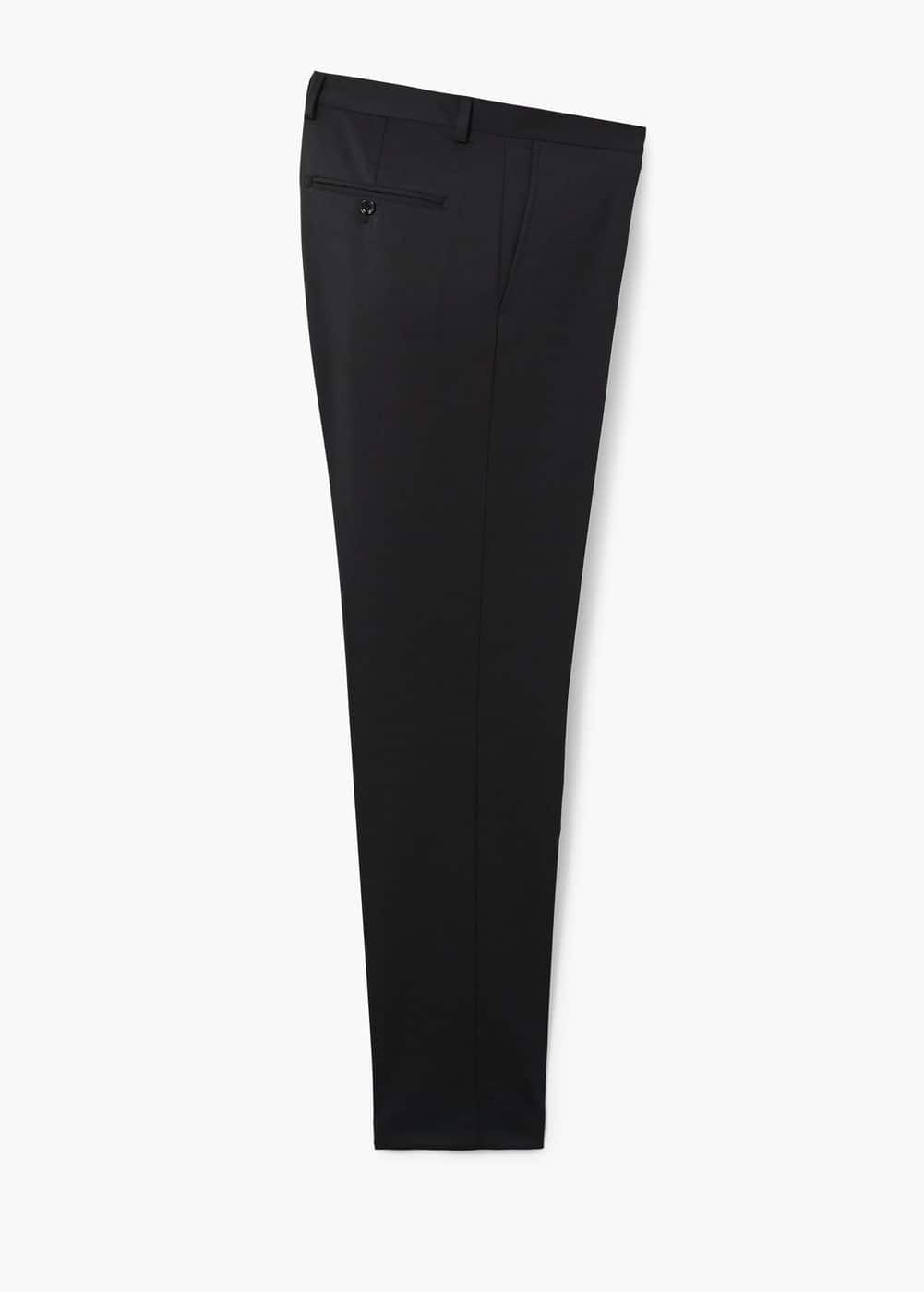 Super slim-fit suit trousers | MANGO
