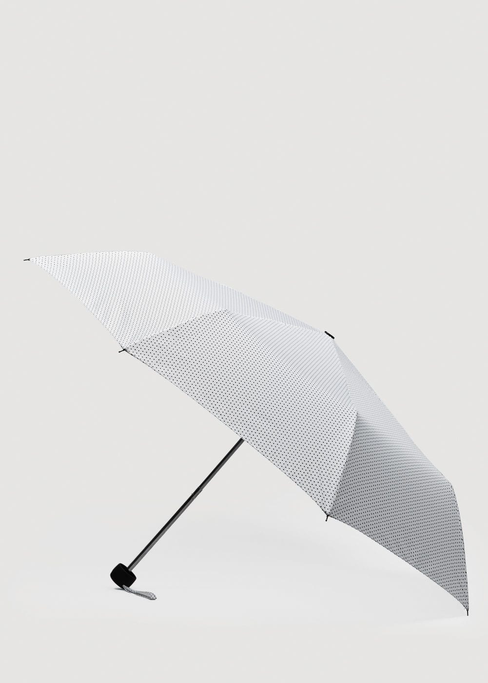 Polka-dot umbrella | MANGO