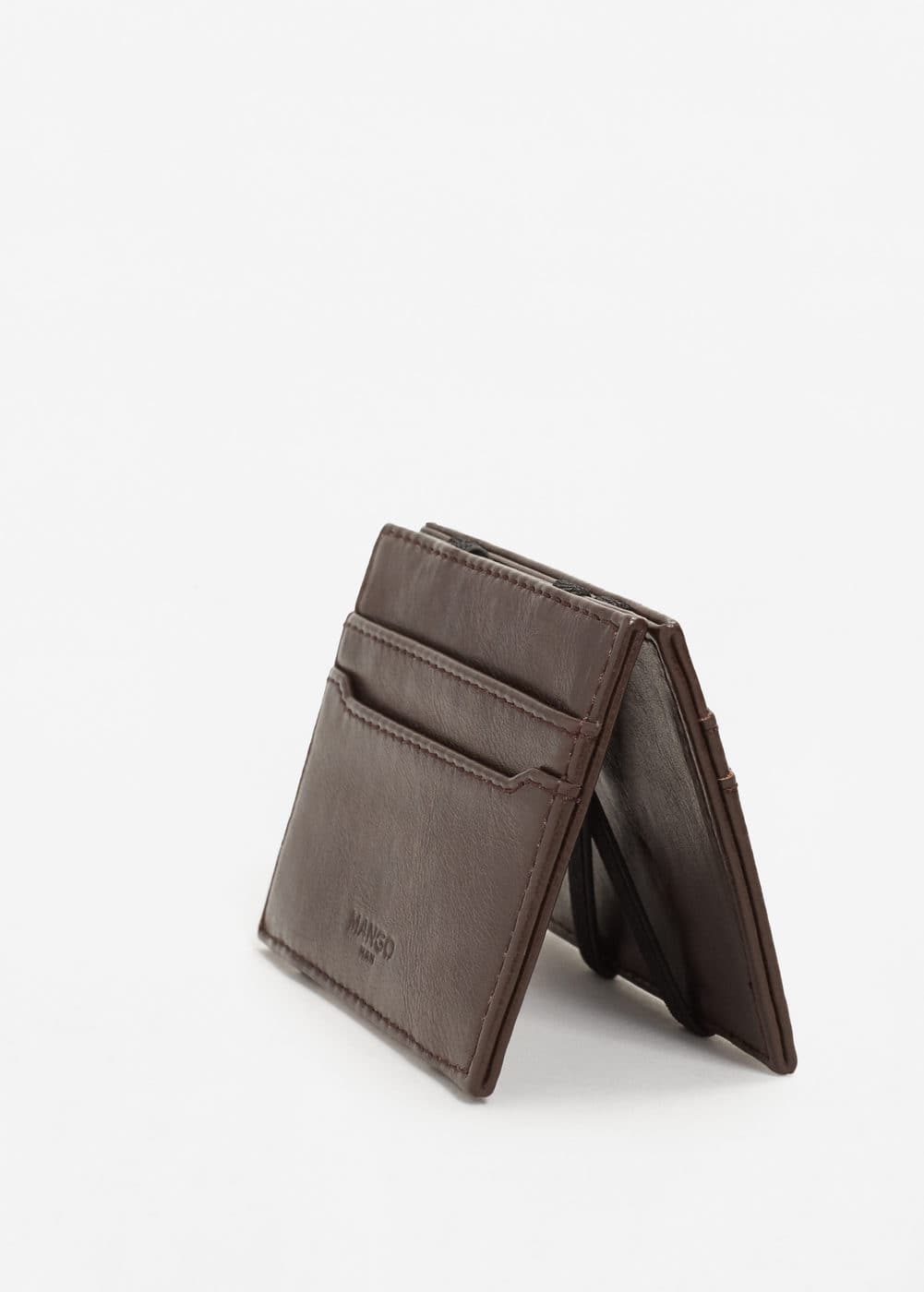 Magic cardholder | MANGO MAN