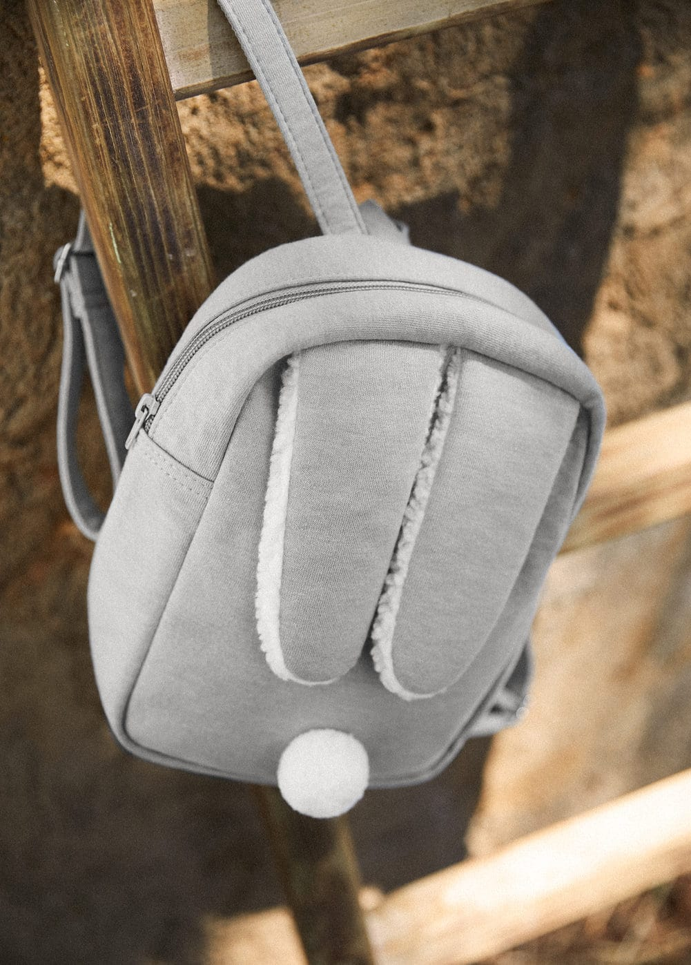 Ears backpack | MANGO