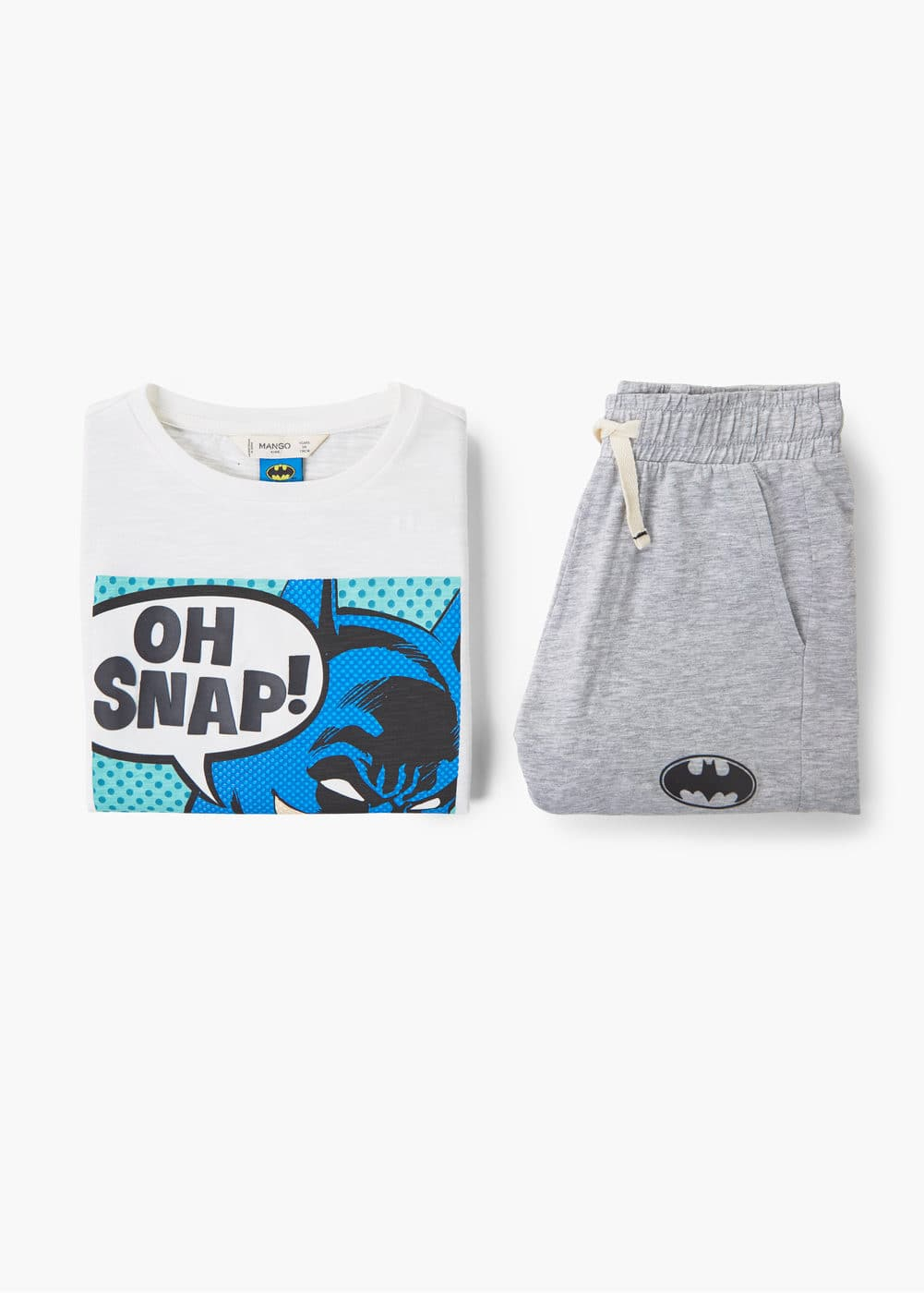 Batman short pyjamas | MANGO