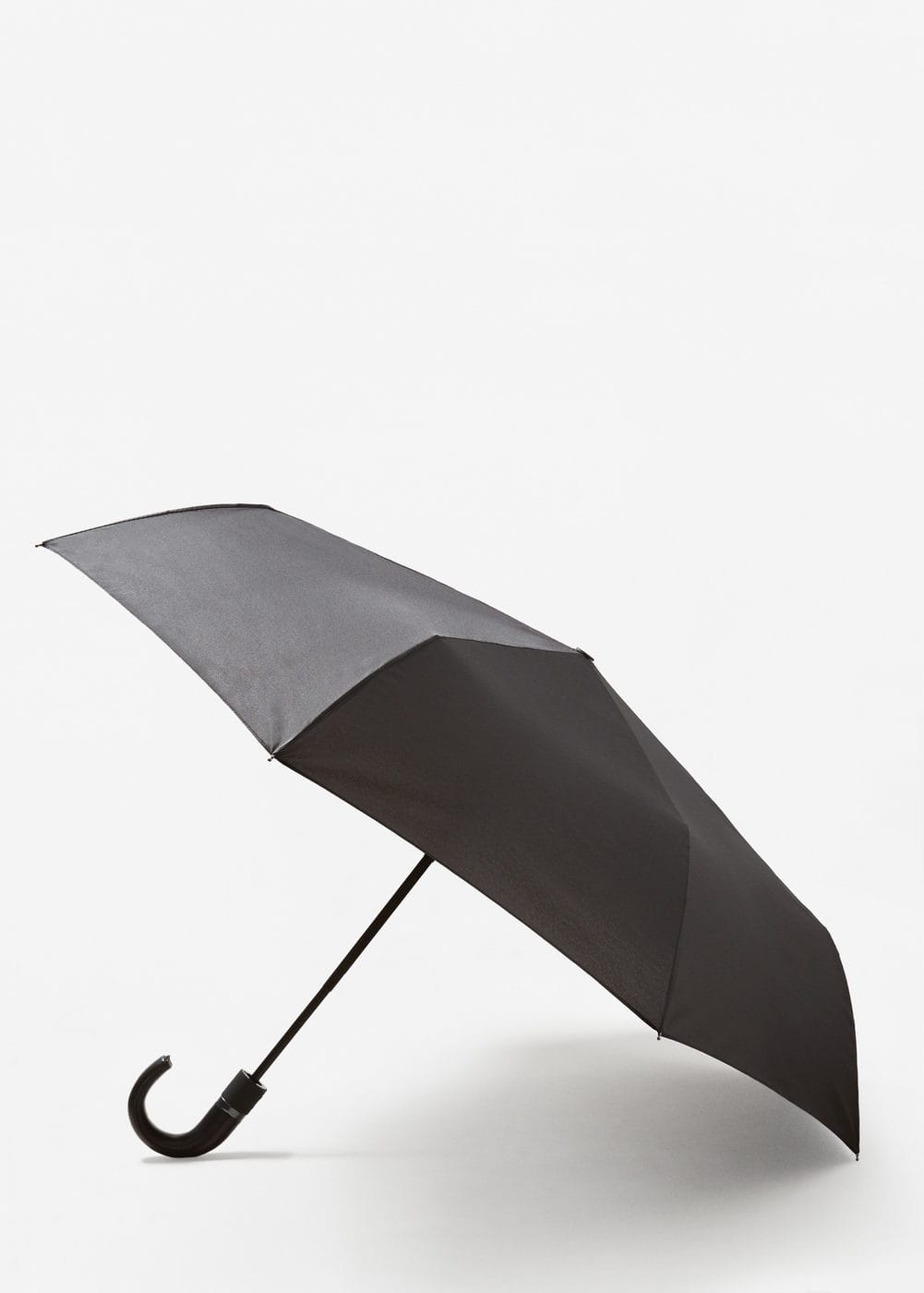 Plain folding umbrella | MANGO