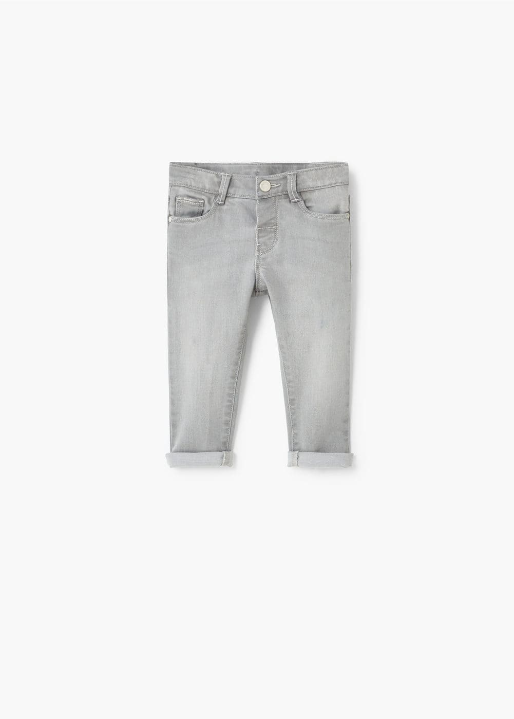 Slim-fit  jeans | MANGO KIDS