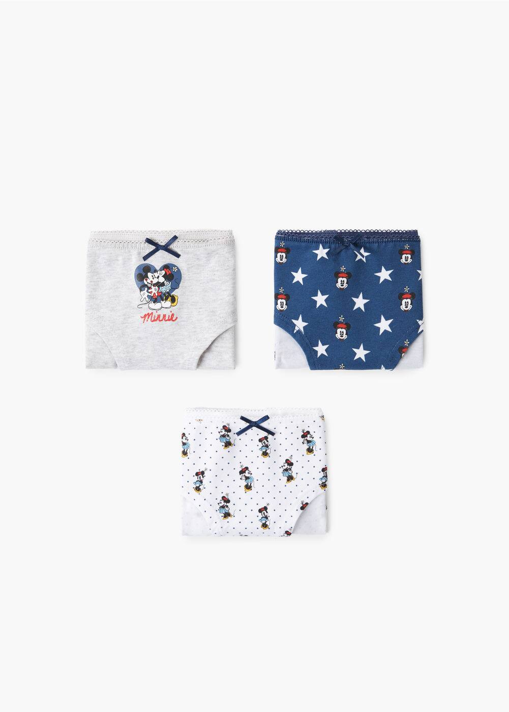 3 pack cotton panty  | MANGO