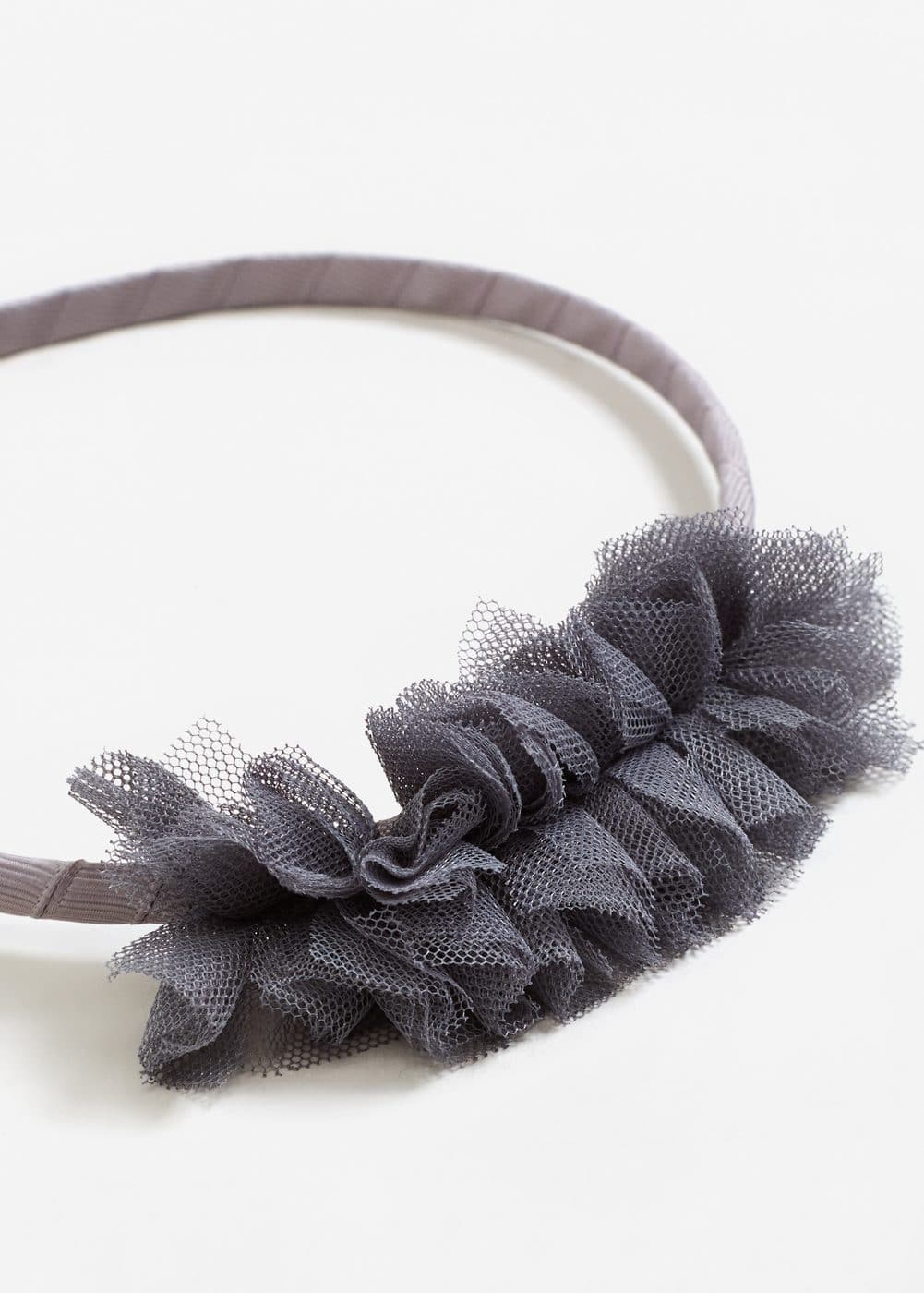 Tulle hairband | MANGO