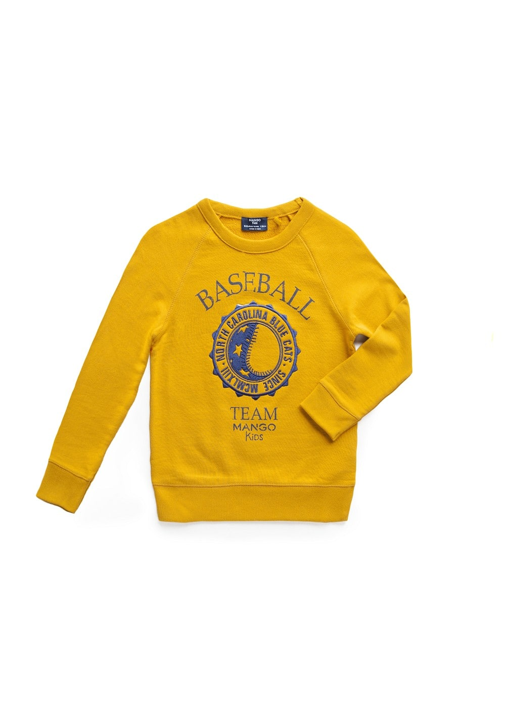 """baseball team"" sweatshirt 