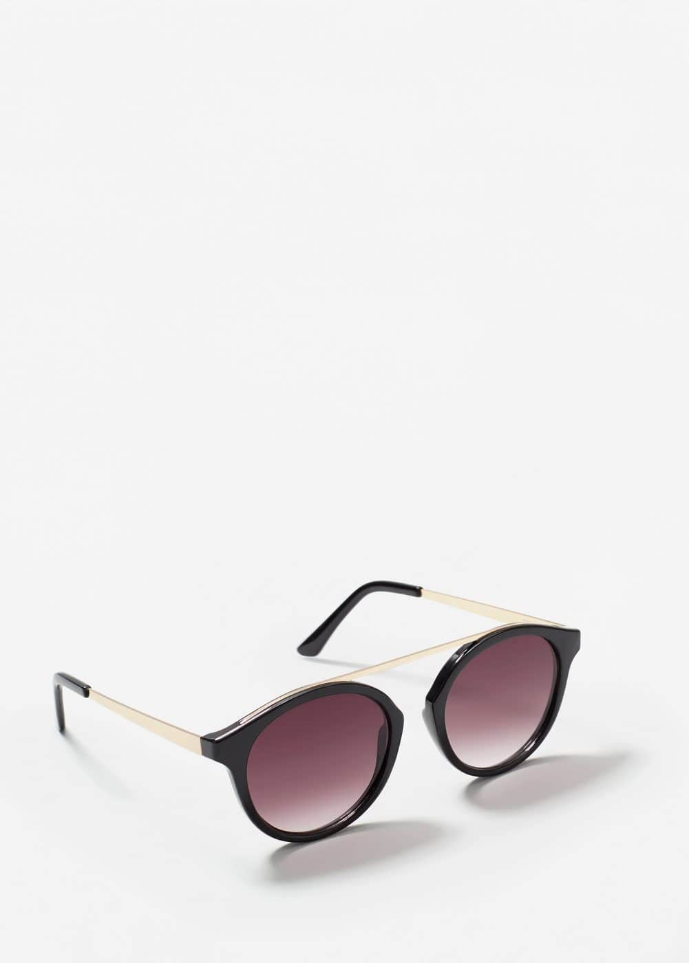 Metal bridge sunglasses | MNG