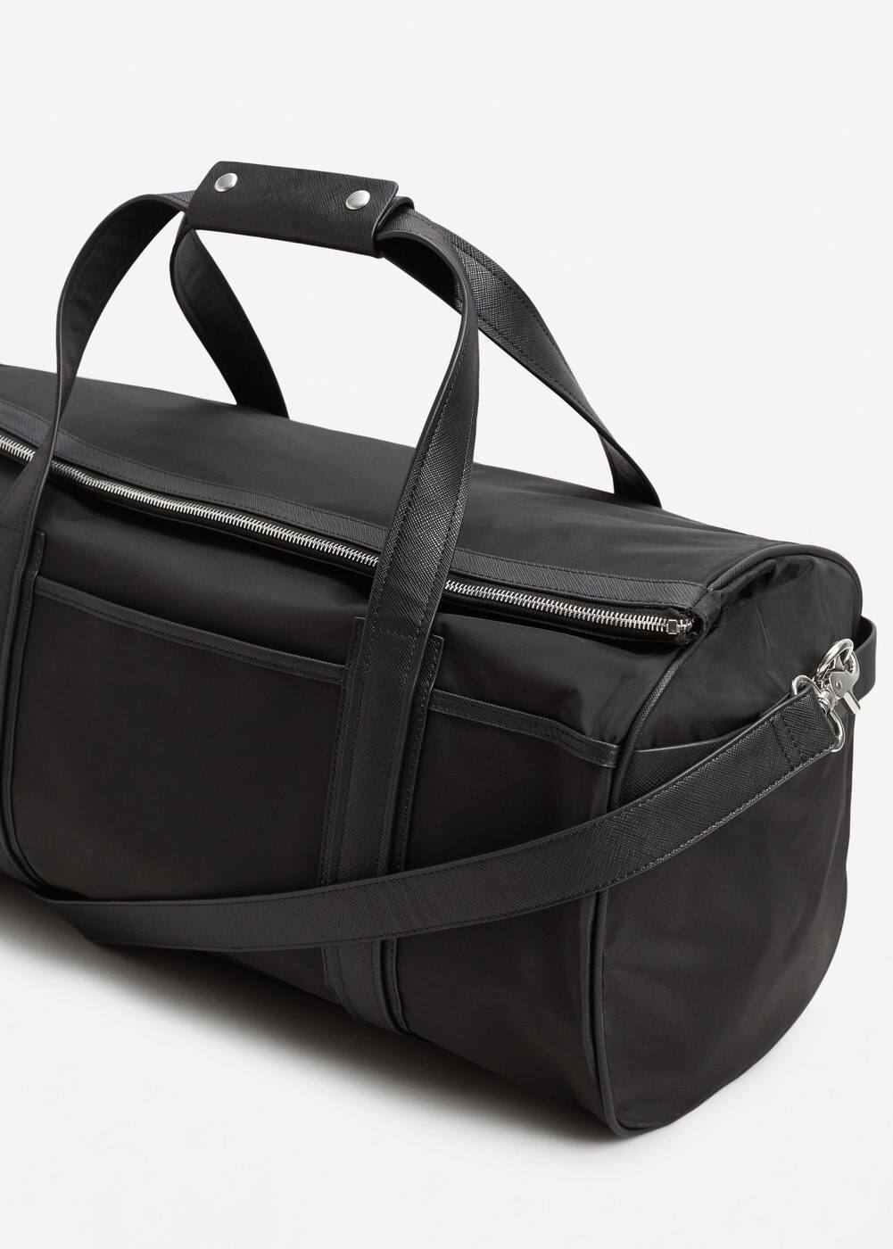 Combined weekend bag | MANGO