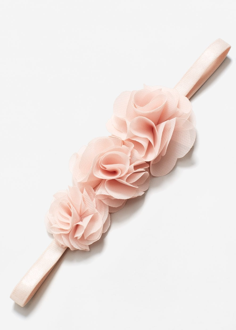 Flower hairband | MANGO
