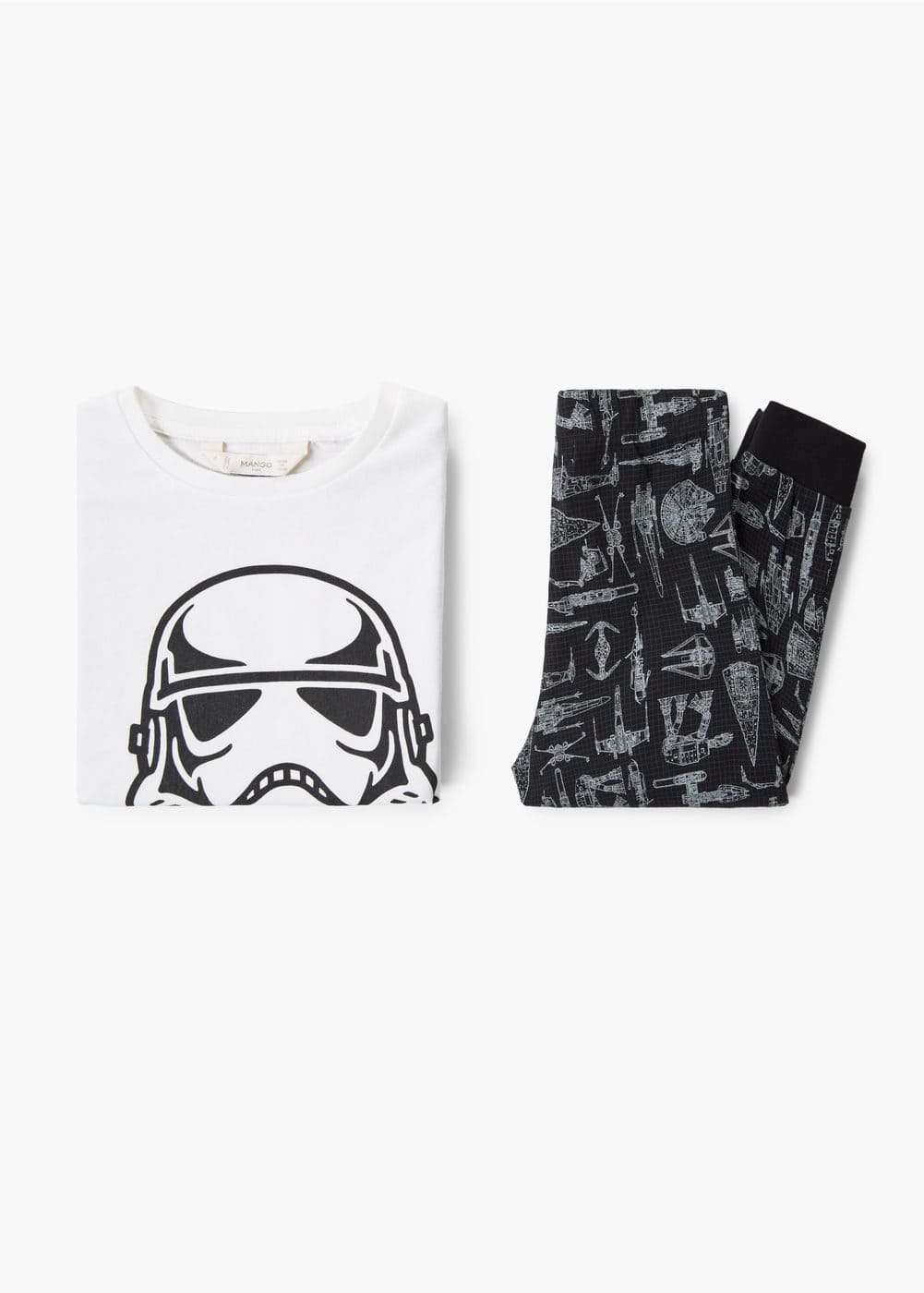 Pijama largo star wars | MNG