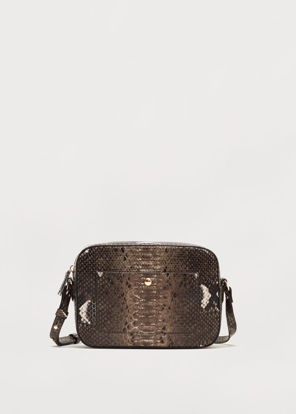 Pocket cross body bag | MANGO