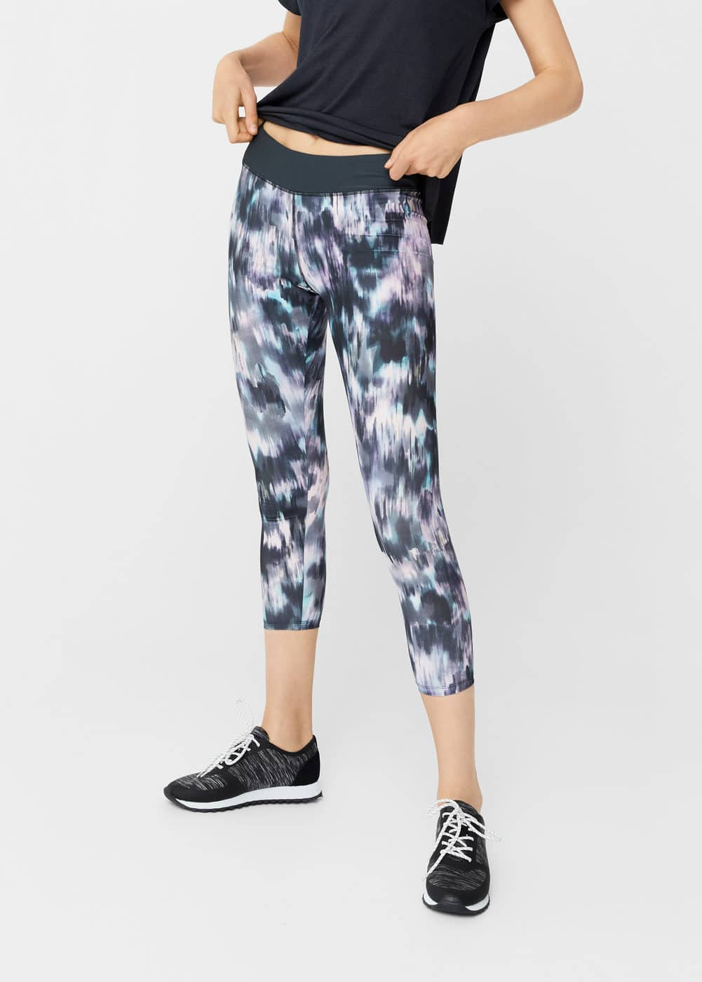 Slimming effect leggings | MNG
