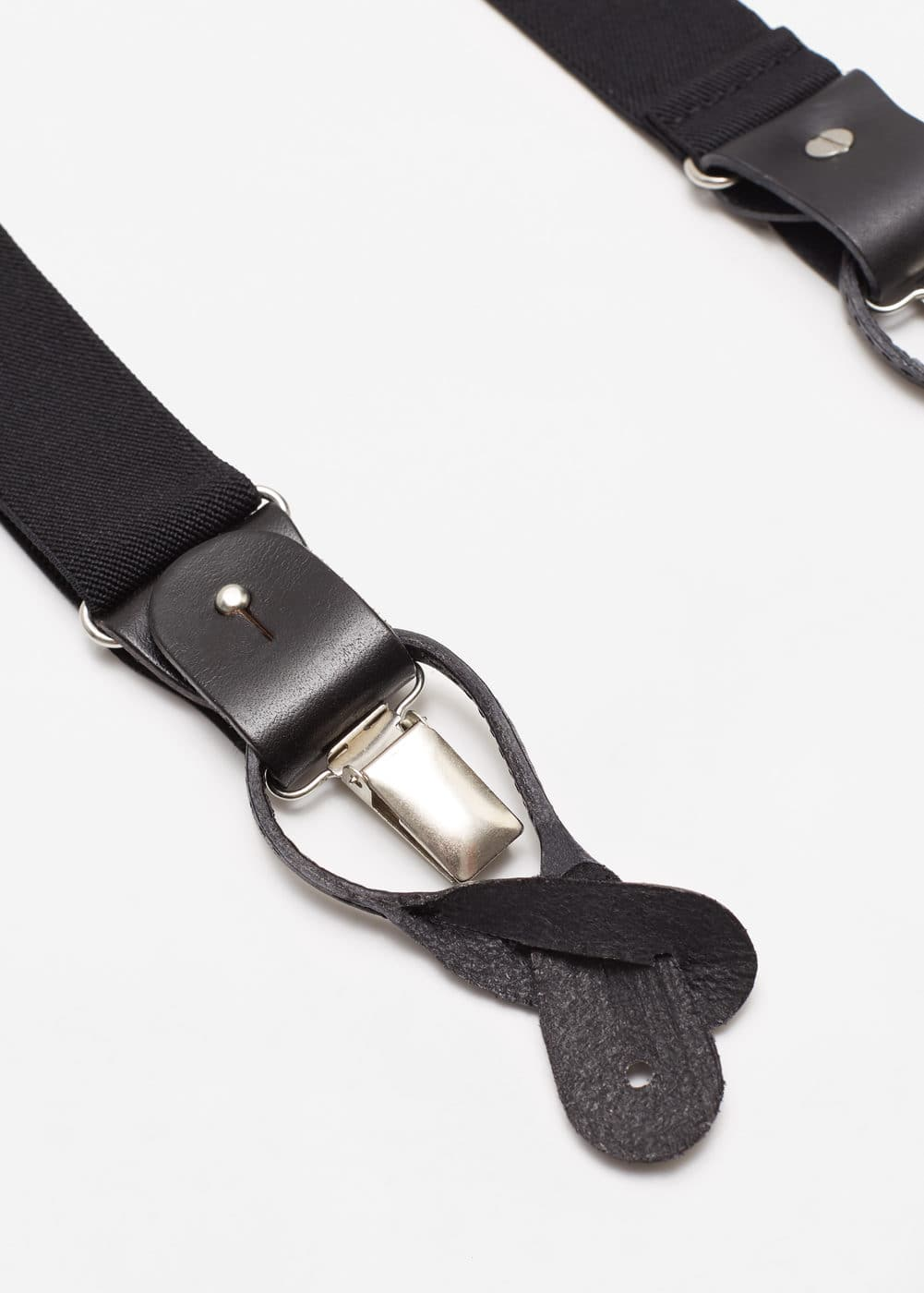 Adjustable elastic braces | MANGO MAN