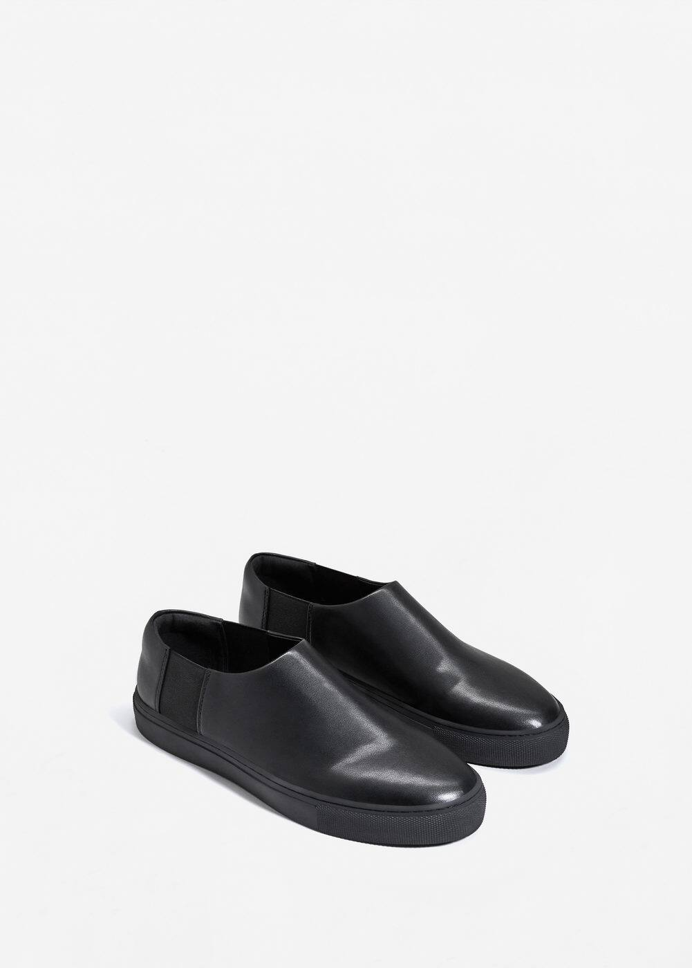 Elastic panels slip-on | MANGO
