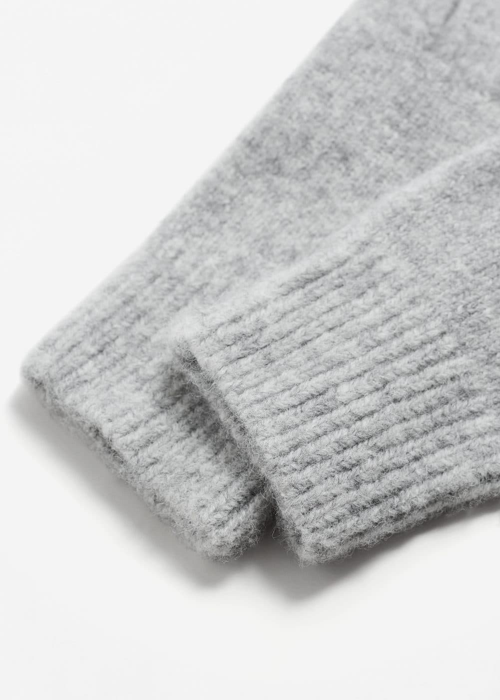 Knit gloves | MANGO