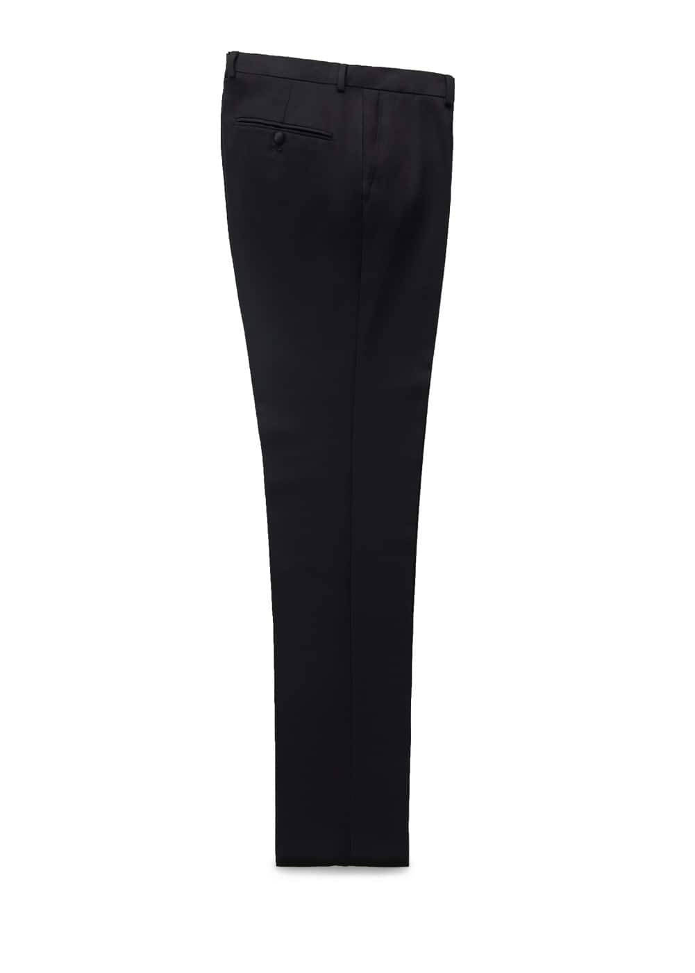 Slim-fit tuxedo trousers | MANGO MAN