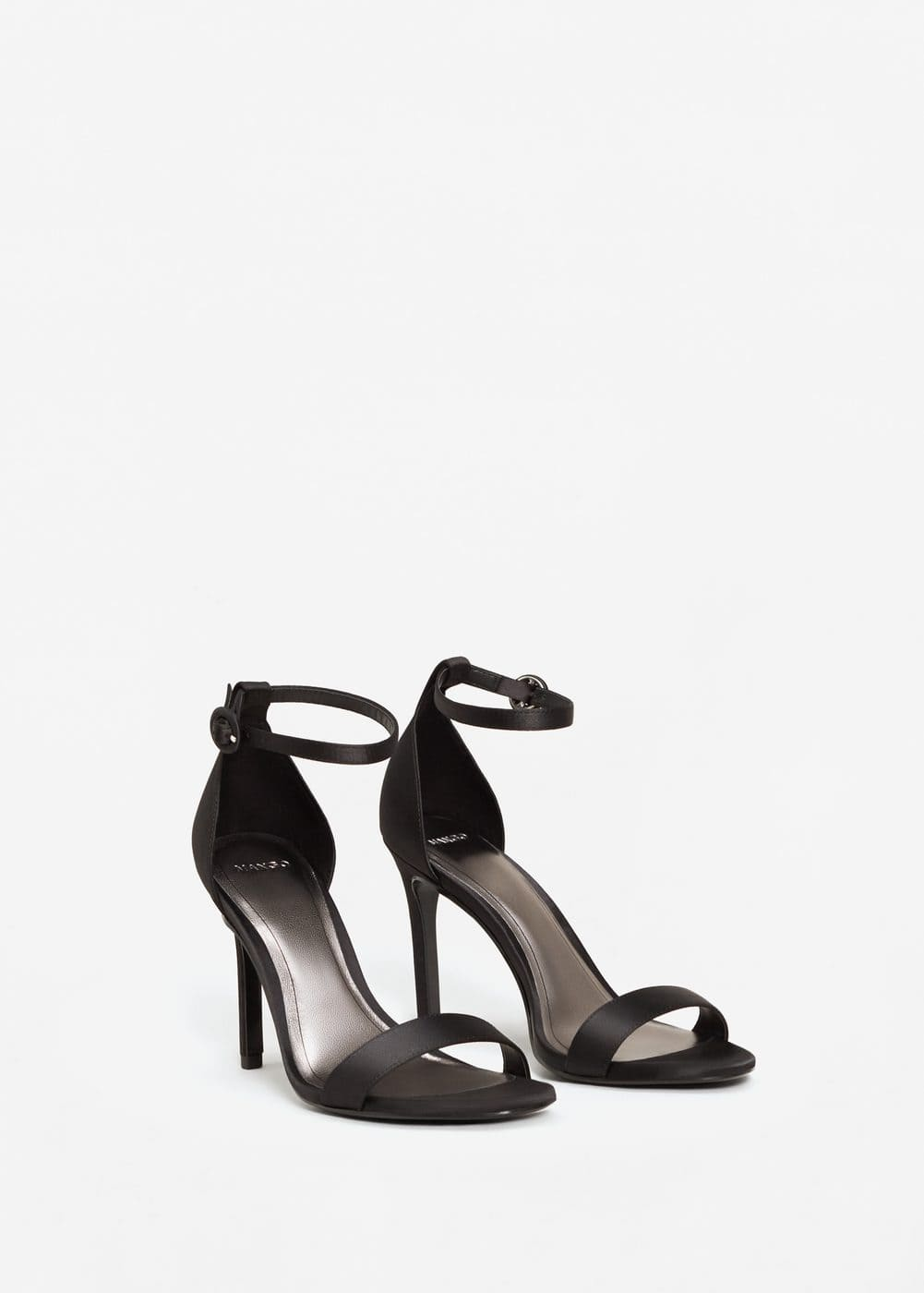 Ankle-cuff sandals | MANGO