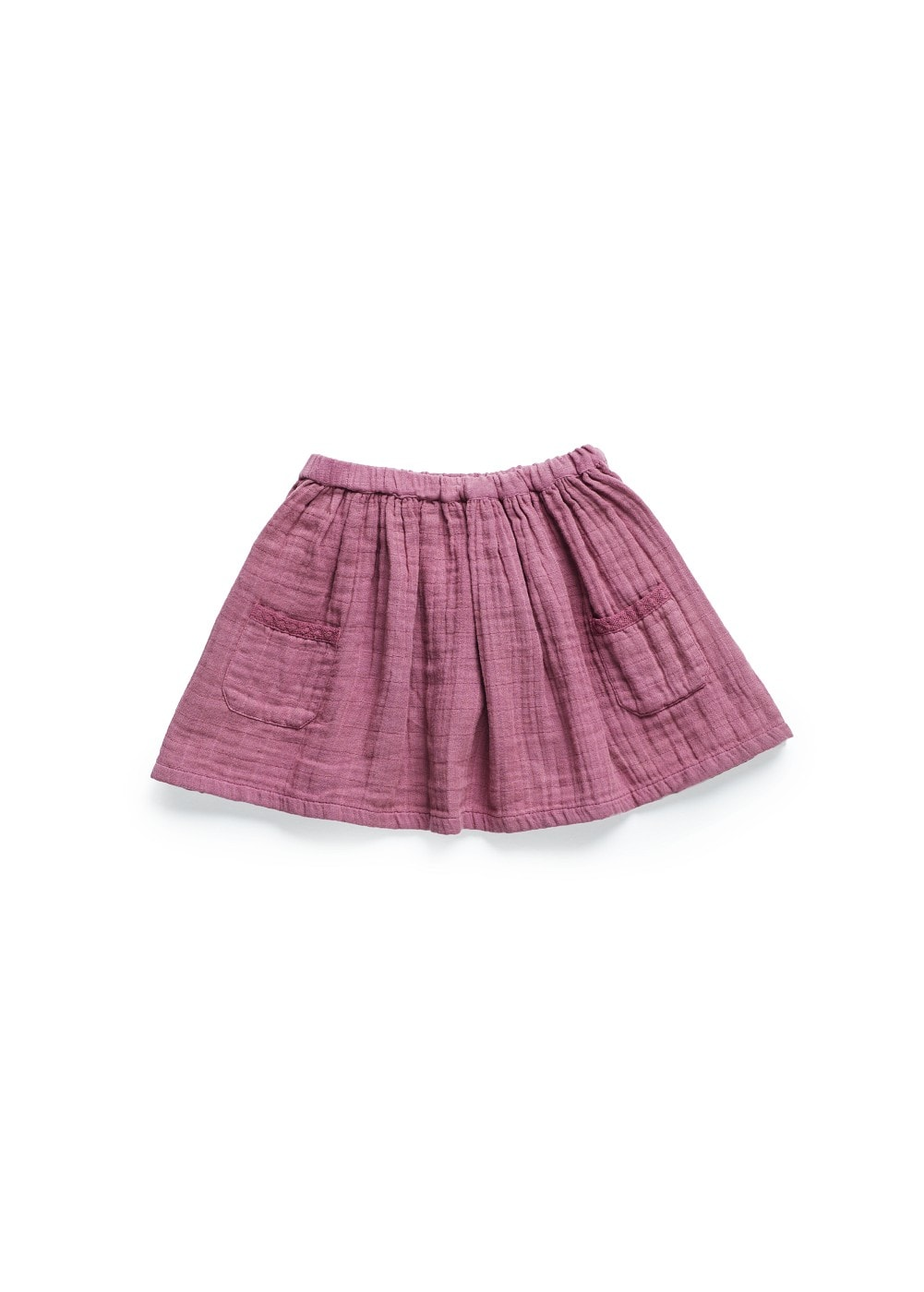 Pocket flared skirt | MANGO KIDS