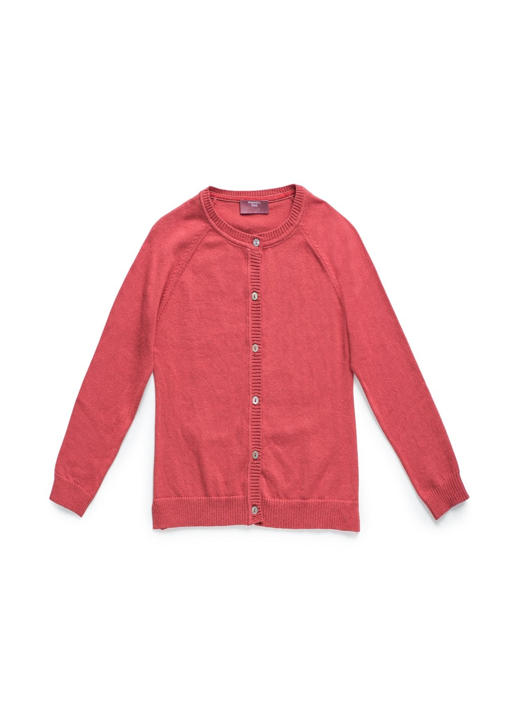 Essential cardigan | MANGO KIDS