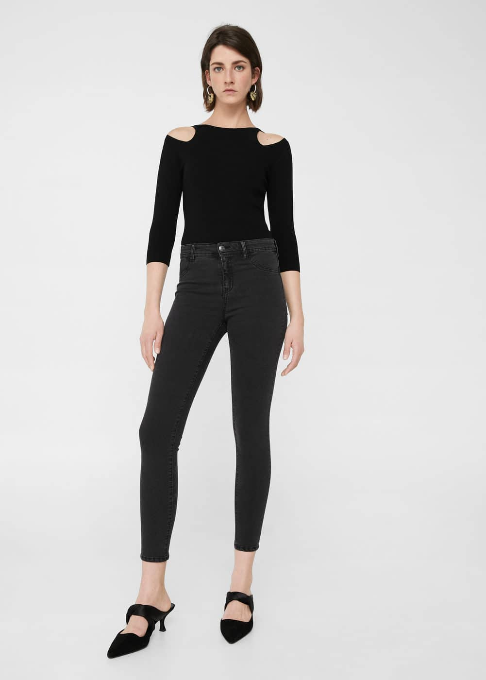 Jeggings skinny jane | MANGO