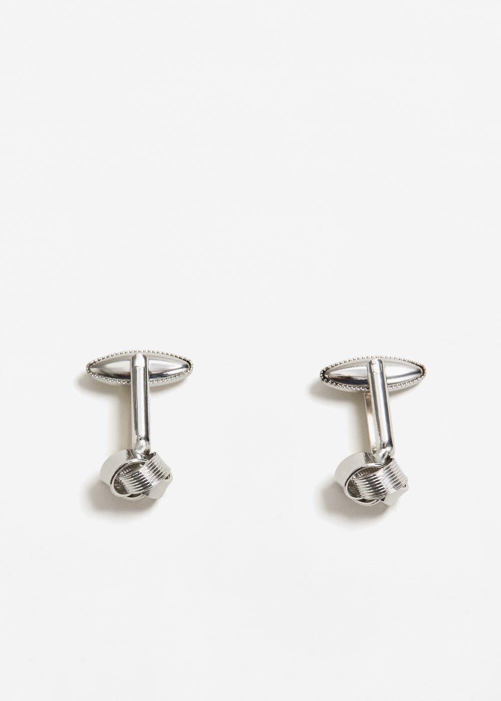 Button cufflinks | MANGO