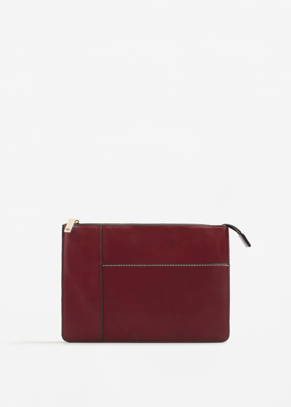 Seam cross-body bag | MANGO
