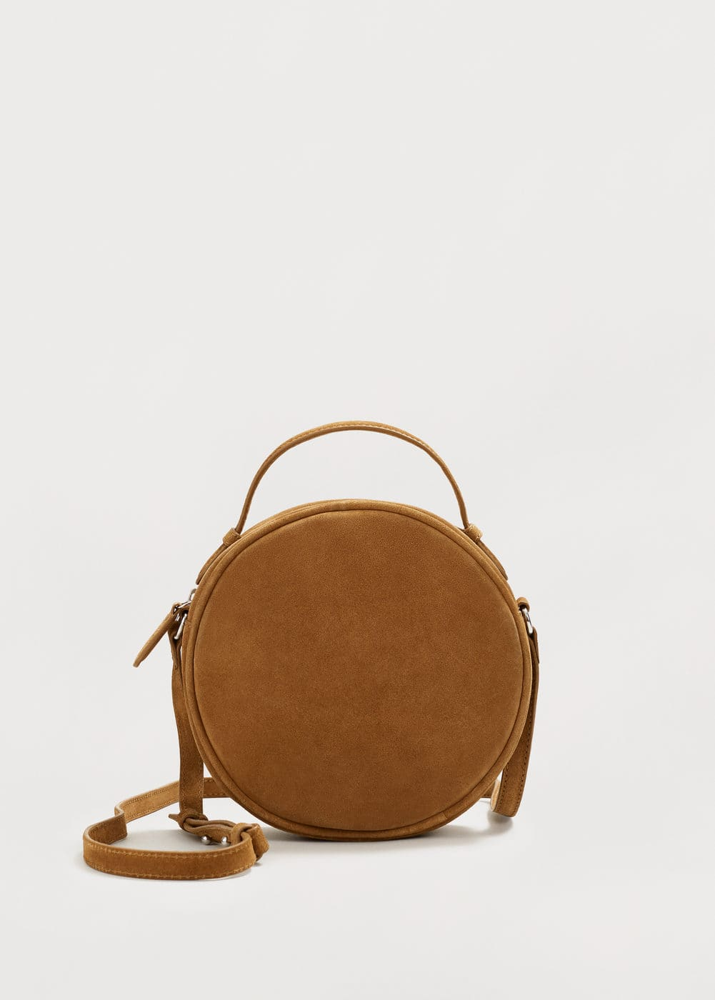 Leather bag | VIOLETA BY MANGO