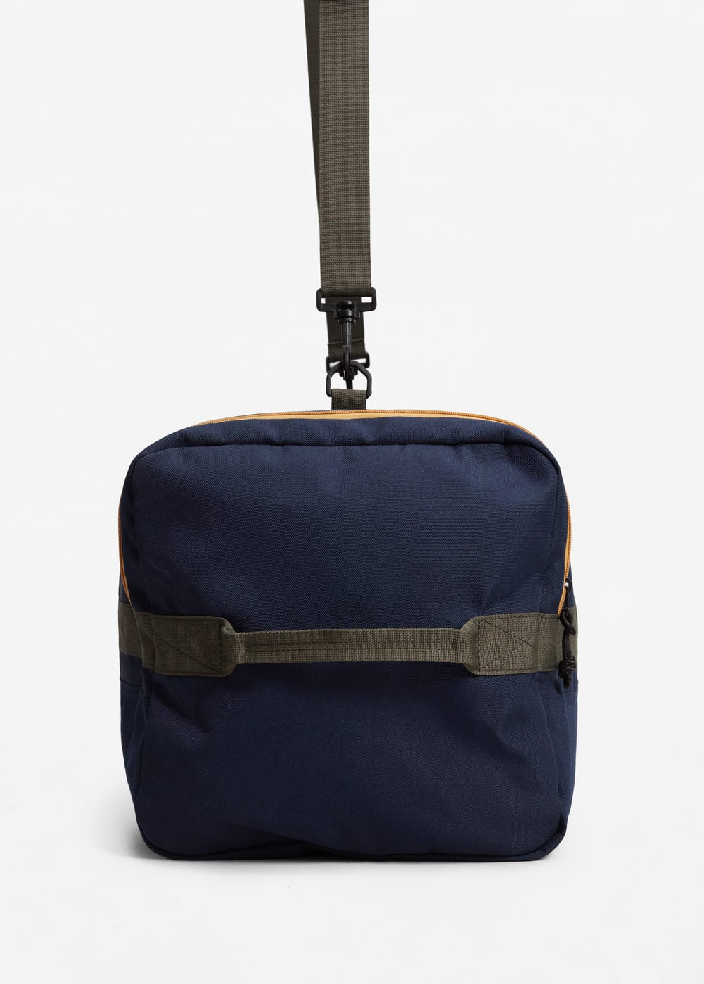 Multi-pocket canvas weekend bag | MANGO