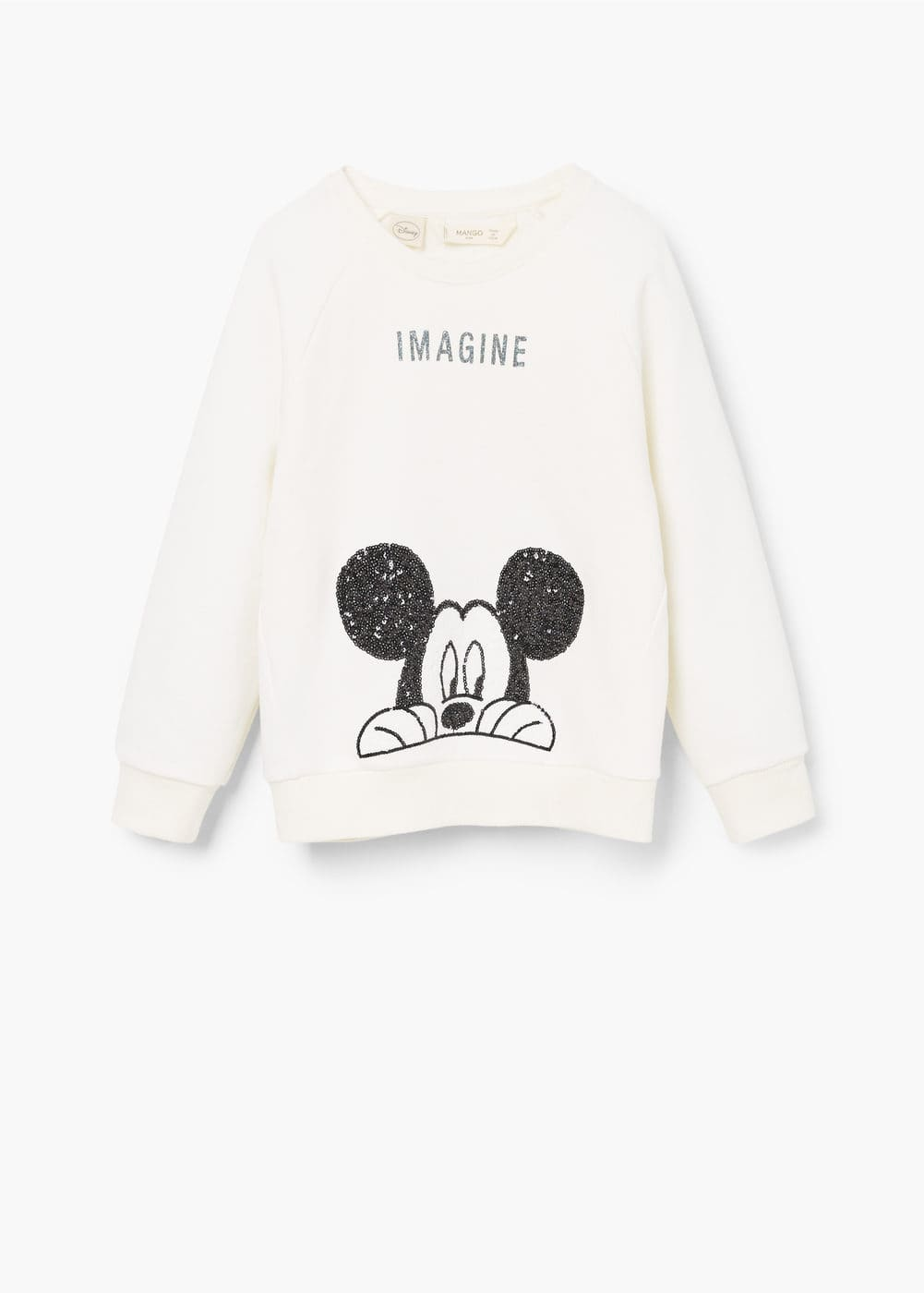 Mickey mouse sweatshirt | MANGO KIDS