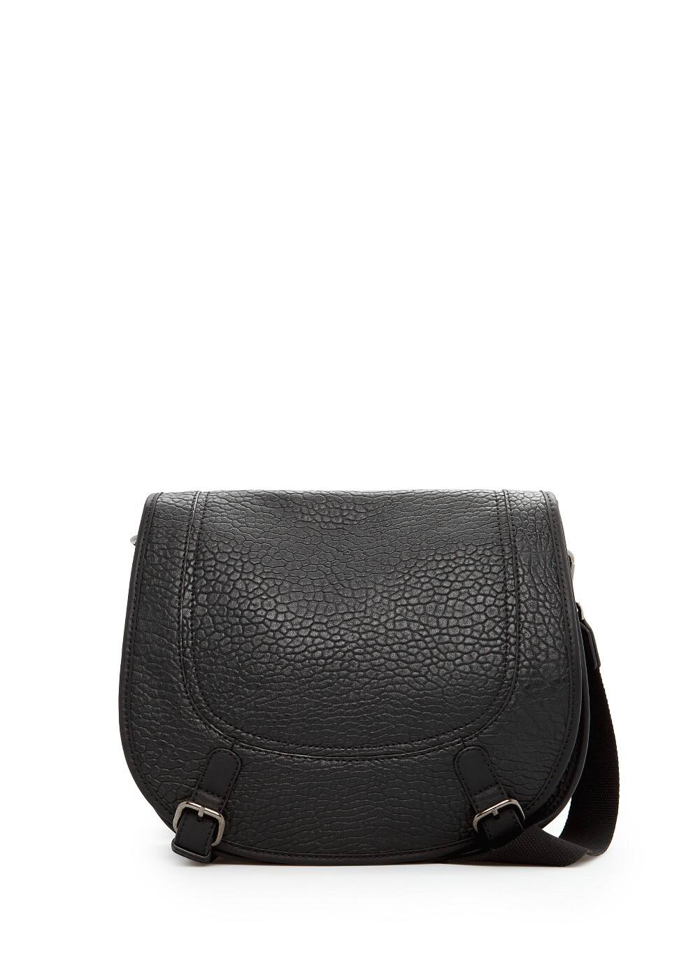 Buckle shoulder bag | MANGO
