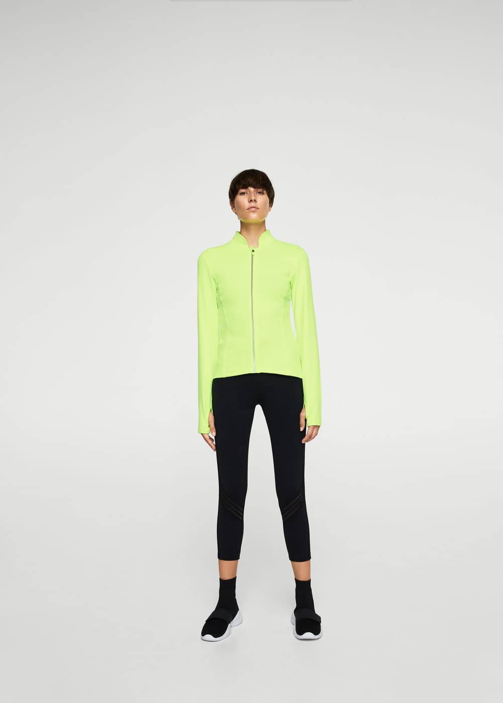 Training jacket | MANGO