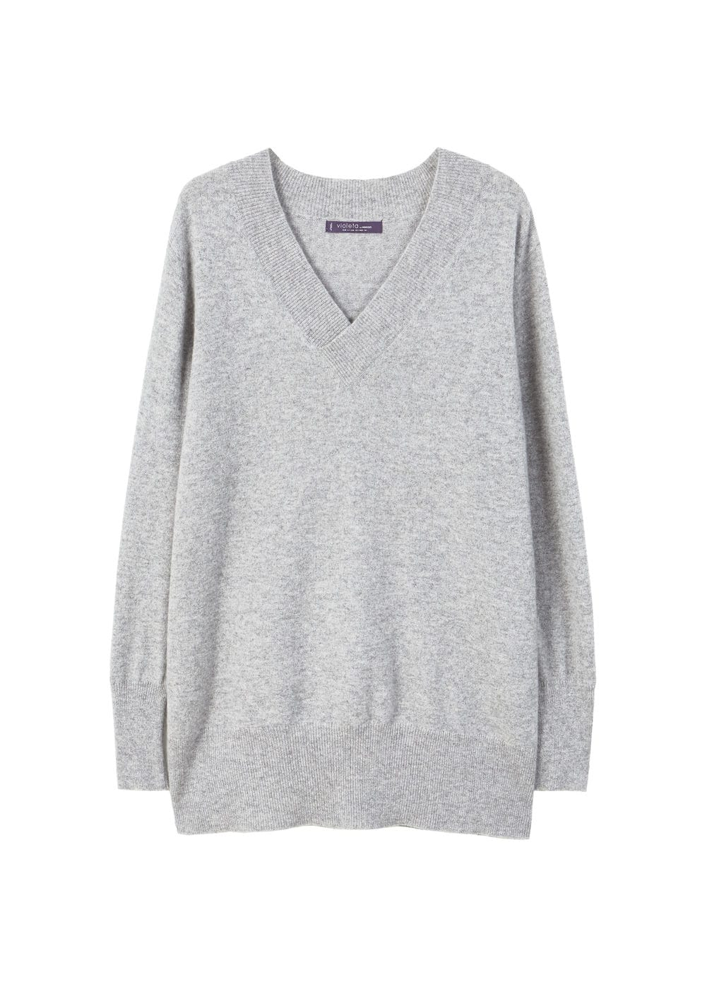 Pull-over 100% cachemire